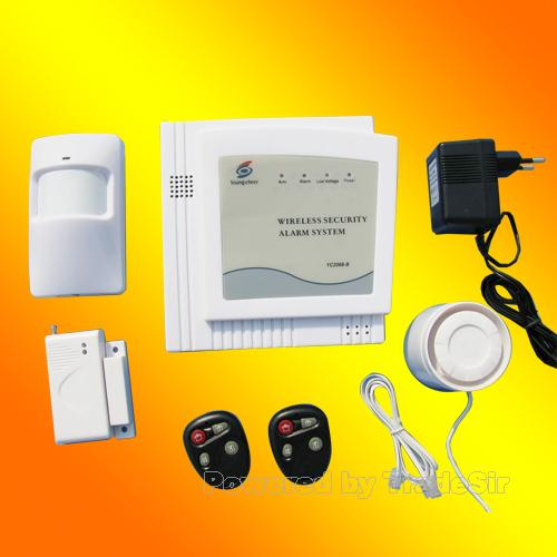 CE Alarm System (YC2068-B)