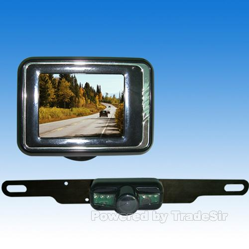 Wireless Rear View System (RC818/CM280)
