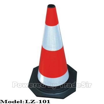 Rubber Traffic Cone (LZ-101)