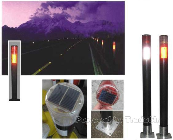 Solar Powered Delineator Post ( ART175)