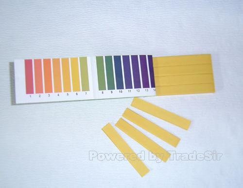 Universal Indicator Paper