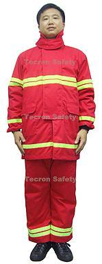 Firefighter Winter Station Suit (FRCX-690-B)