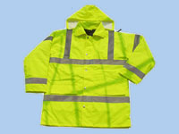 High - Visibility Reflective Waterproof Jacket (FL-B001)