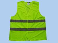High - Visibility Reflective Vest (FL-A001)