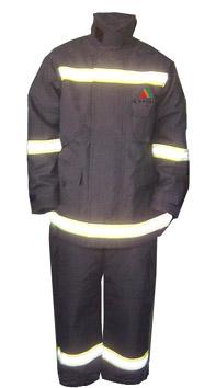 Nomex-Kevlar Fire Combat Suit (UXF-256)