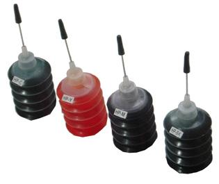 Bulk Ink (Available in 100ml, 500ml, 1L, 20L)