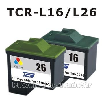 Compatible Inkjet Cartridge (L16/26)