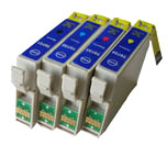 Ink Cartridge for Epson T0731-0734