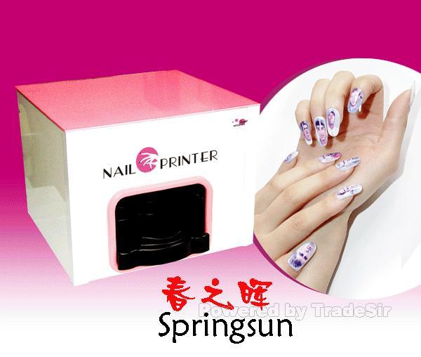 Nail Art-Digtal Nail Printer (SMART NP06-F5)