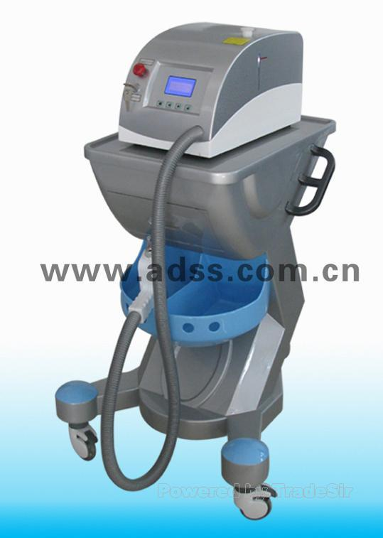 ND-YAG Q-Switch Laser Tattoo Removal (ruyi280)